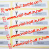 High Quality Custom Printing Label Stricker with Silver Scratch Strip