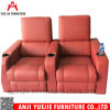 Leather Sofa Chair Commercial Furniture Theater Furniture Yj1889