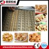 Full Automatic Chocolate Filling Biscuit Food Machine