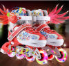 Popular Boys/Kids/Child Skate Shoes Adult Adjustable Inline Skates