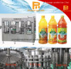 Juice 3-in-1 Bottling Machine / Hot Filling Machine Line