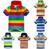 2017 Fashion 100% Cotton Children′s Sport Wear Polo T-Shirt