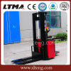 Warehouse Equipment Lifting Instrument Battery 1.6 Ton Electric Pallet Stacker