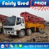 Used Sany Isuzu Concrete Pump Truck Rhd for Sale