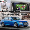 Android GPS Navigation Video Interface for New Audi A4