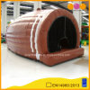 Brown Barrel Inflatable Bounce (AQ02256)