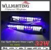 32 W Linear Visor Dash and Deck LED Light Bar