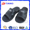 Whole Black with Sport Logo EVA Slipper for Men (TNK35627)