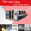 Hans GS Fiber Laser Cutting Machine 2500W with Flexible Exchangeable Pallet