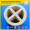 17-23% Ceramic Cross Partition Ring Columns Packing
