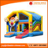 2017 Inflatable Clown Jumping Moonwalk Bouncy Combo (T3-613)