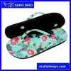 Specially Colorful Insole Design PE Slippers for Woman