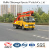 16m Euro5 Dongfeng Aerial Bucket Truck High