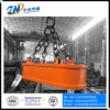 Crane Lifting Magnets for Steel Scrap Unloading From Narrow-Space with 75% Duty Cycle MW61-200150L/1-75