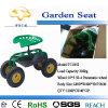 Rolling Garden Seat Trolley Cart