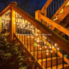 Warm White 20m/30m/50m LED Silver / Copper Wire 200/300/500 LED String Light Starry Lights