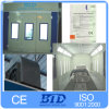 with Nozzles Spray Paint Booth Oven/ Spray Booth for Sale/ Burner for Spray Booth