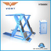Ground Post Car Scissor Lift with CE