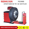 Heavy Duty Wheel Balancer OTR Tyre Repair Equipment