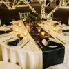 Polyester Wedding Table Cloth