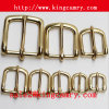 Metal Pin Belt Buckle Harness Belt Buckles End Bar Buckle