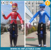 2016 Newwest Advertising Inflatable Stilts Costume Inflatable Soldier with Long Legs