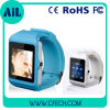 2015 Bluetooth Watch Phone with SIM Card/TF/MP3/Camera/We Chat Function