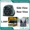 960p Mini Metal Wide Angle Night Vision Infrared School Bus Side View Mount Car Camera