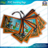 0.15-0.3mm PVC Bunting Flags, Ad Buning Flags (NF11P03004)