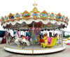 Hot Sales Rocking Horse Family Carousel for Amusement Park