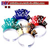 Happy Birthday Jewelry Foil Tiaras & Crown (B6011)