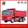 HOWO 6*4 25t Tipper Truck Capacity