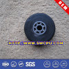 Machinery Parts Plastic Bearing Wheel for Caster (SWCPU-P-W076)