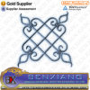 Cast Iron Ornamental Rosettes Flower with ISO9001: 2000