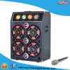 Stereo Stage Audio Hifi Sound Multi-Colored Light Speaker F6004