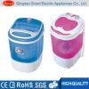 Mini Portable Single Tub Washing Machine with Spin Dry