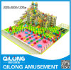 Popular Games for Kids with Indoor Playground Equipment (QL-1121C)