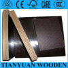 15mm Waterproof Marine Film Faced Shuttering Plywood