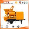 Ljbt40 L1 Discount Trailer Concrete Pump with Mixer China