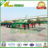 60 Tons 3 Axle Truck Semi Trailer Frame Container Chassis