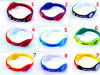 2014 Silicone Bracelet Power World Cup Football for Sport Balance Wristbands (P2014)