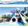 Funny Cartoon Children Water Park Slide (HD-6903)