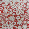 Fashion Embroidery Crochet Polyester Lace Fabric (L5137)