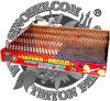Saturn Missiles 750 Shots Fireworks Toy Fireworks