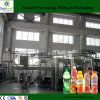 Fruit Juice Washing Filling Capping Production Plant