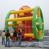 Inflatable Bouncy Games: Rocket Bouncer Jumping Castle Toy.