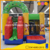 Monkey Combo Inflatable Star Bouncer Children Games with Slide (AQ07179)