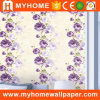PVC Material Desind Itally Wallpaper Floral