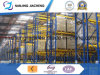Warehouse Storage Shelving and Adjusted Heavy Duty Pallet Shelving System
