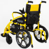 Portable Lightweight Brushless Folding Electric Wheelchair with Ce